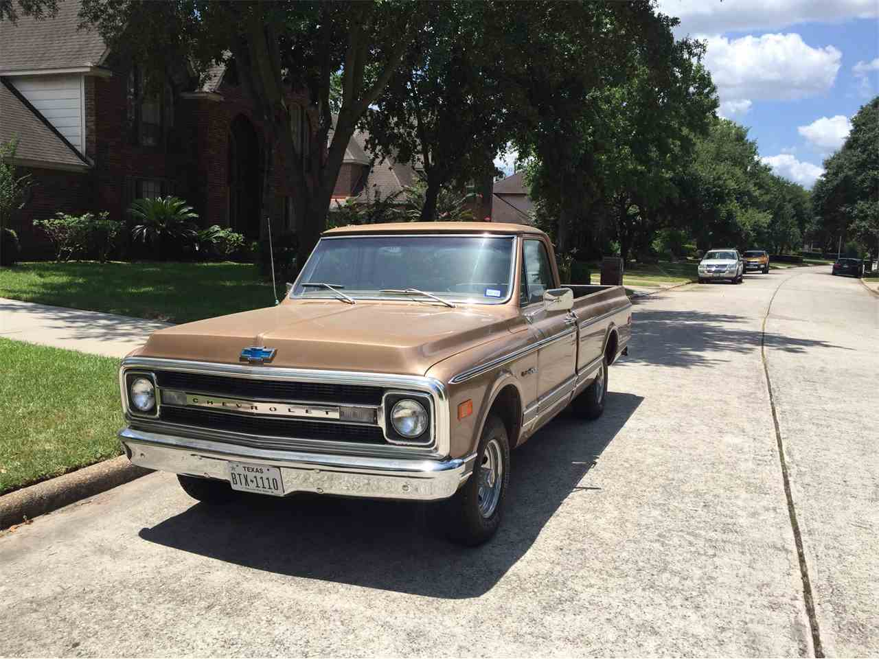 Large Picture of '69 Pickup - KQ9M