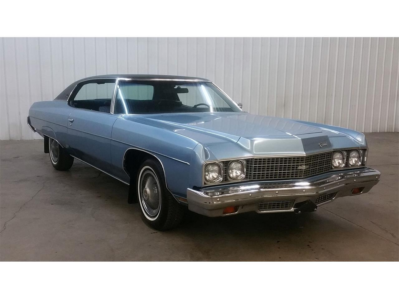 For Sale 1973 Chevrolet Impala In Maple Lake Minnesota