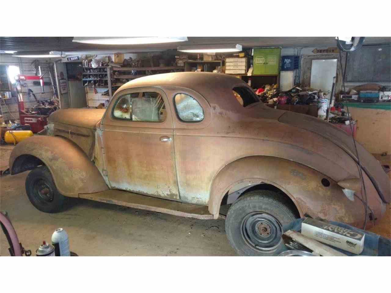 1937 Plymouth Coupe for Sale | ClassicCars.com | CC-967210