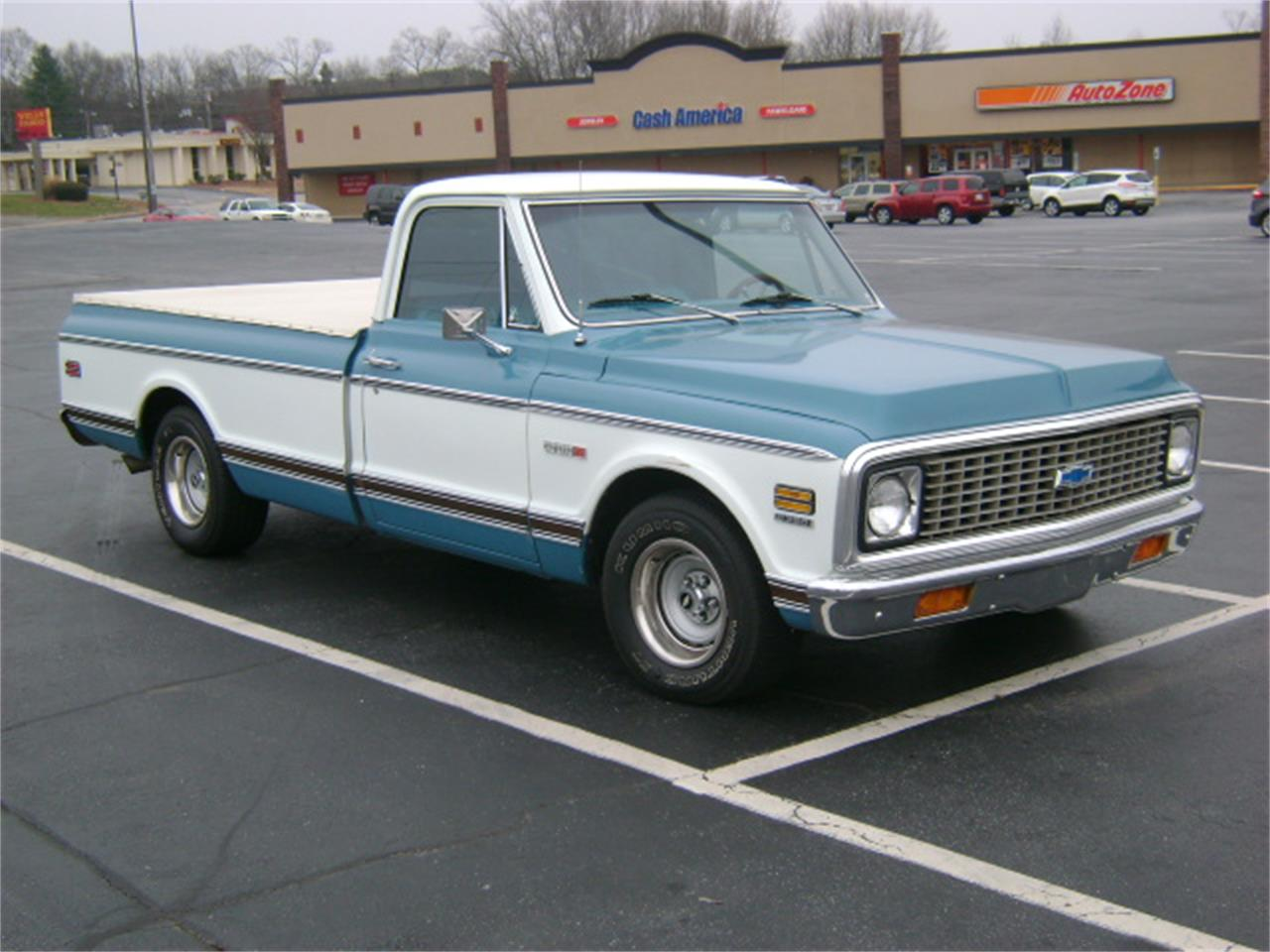 Large Picture of Classic '72 Chevrolet C/K 10 - KQD5