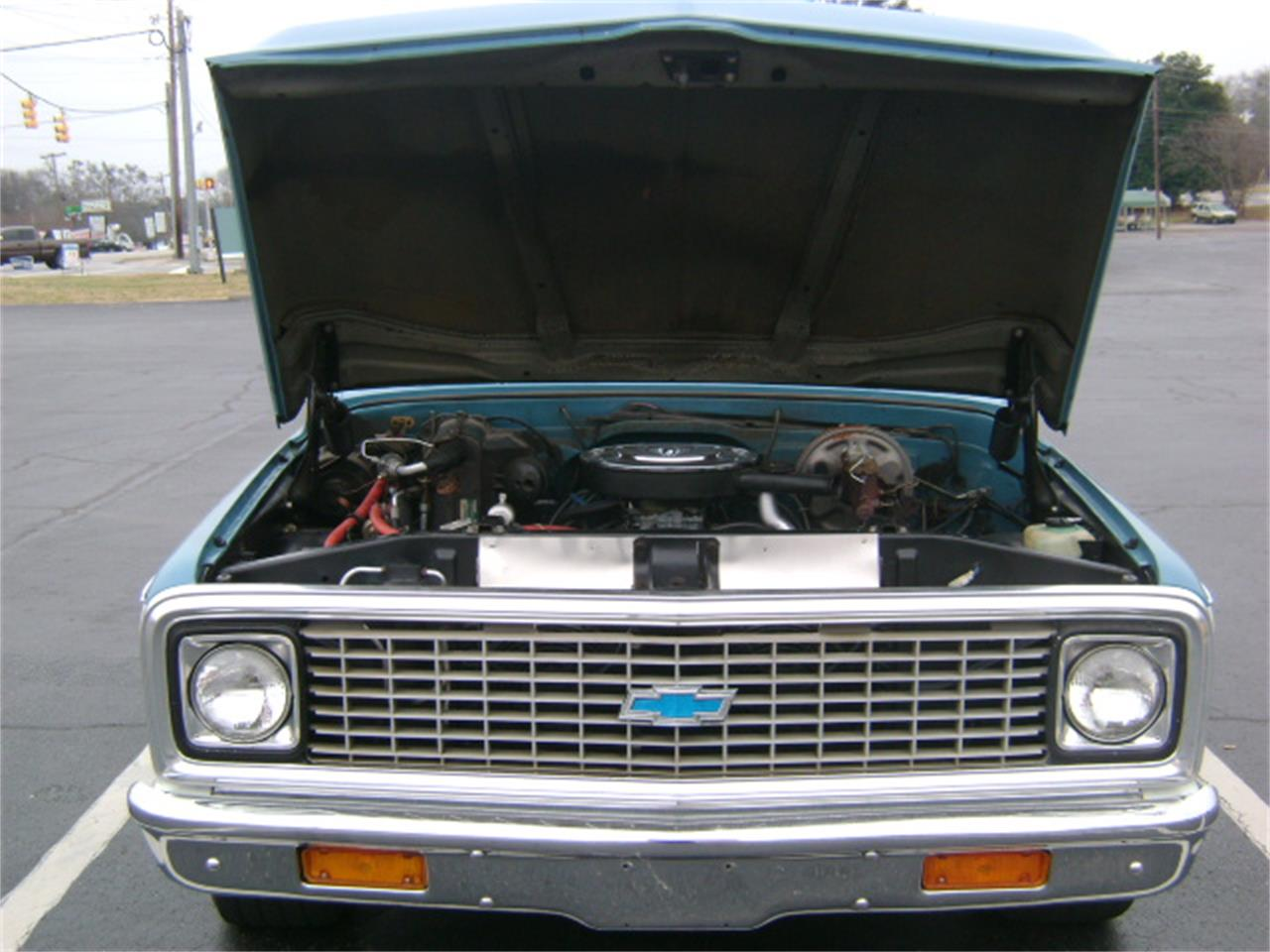 Large Picture of Classic 1972 Chevrolet C/K 10 Offered by a Private Seller - KQD5