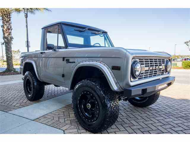 Picture of '67 Bronco - KQD8