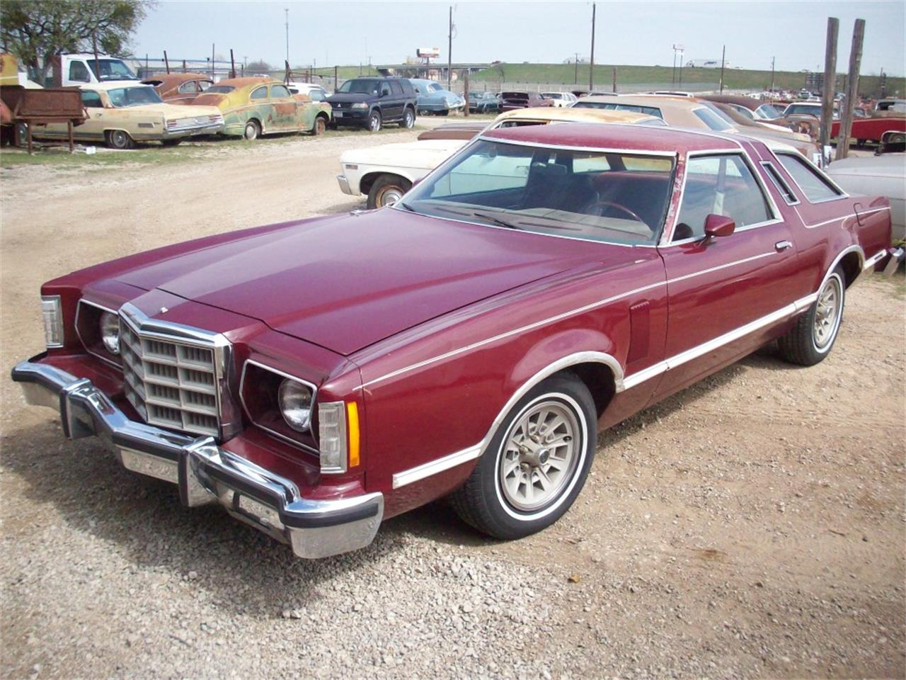 Large Picture of '79 Thunderbird located in Denton Texas - $3,495.00 - KQD9