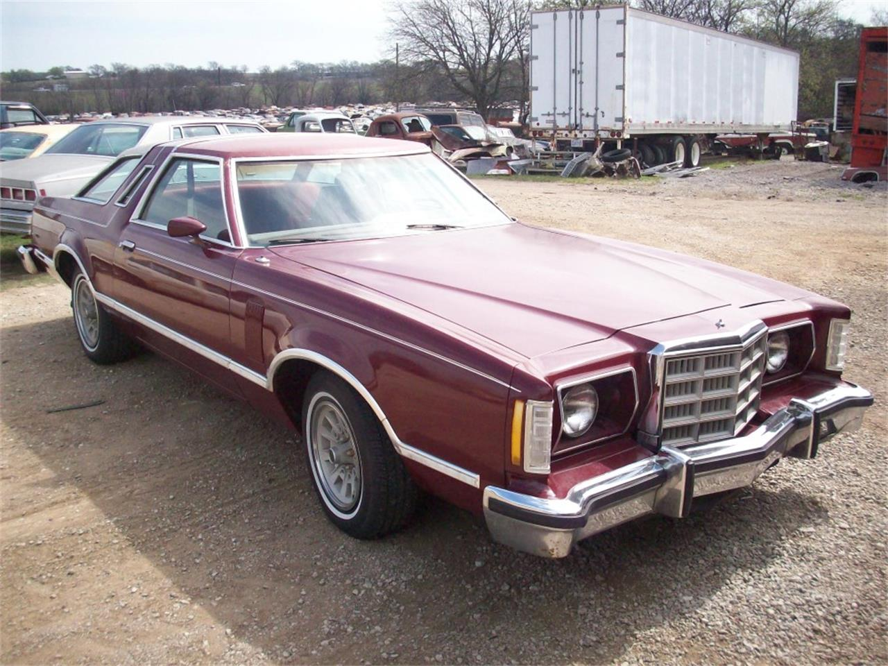 Large Picture of '79 Ford Thunderbird located in Denton Texas - KQD9