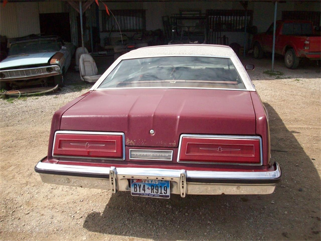 Large Picture of 1979 Ford Thunderbird Offered by CTC's Auto Ranch Inc - KQD9