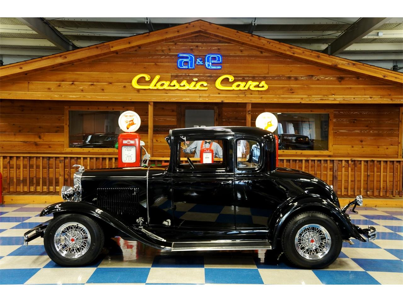 Large Picture of Classic 1931 Chevrolet Coupe located in New Braunfels Texas Offered by A&E Classic Cars - KQDD