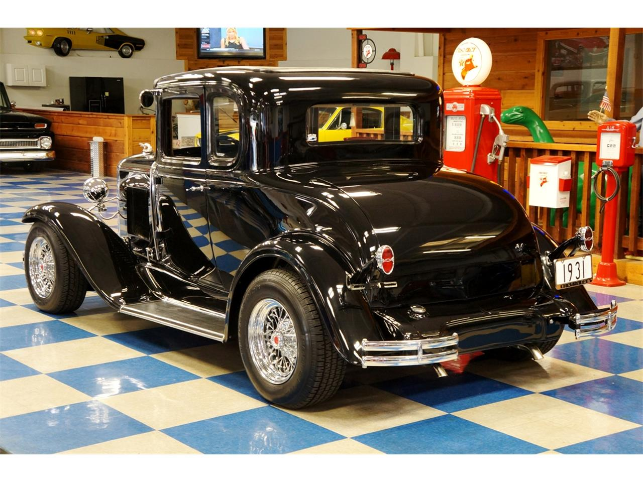 Large Picture of Classic '31 Chevrolet Coupe - $42,900.00 - KQDD