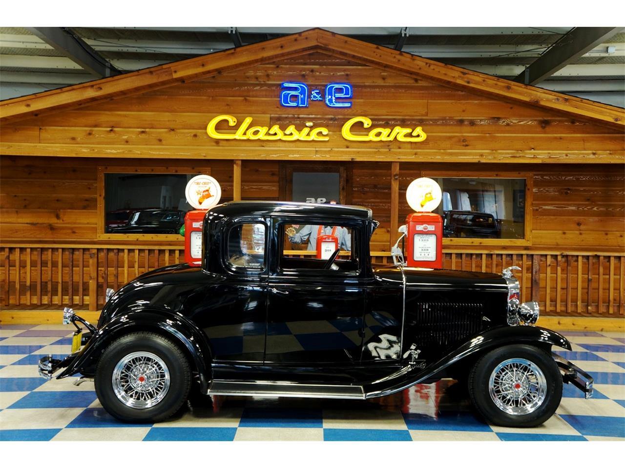 Large Picture of Classic 1931 Chevrolet Coupe - $42,900.00 Offered by A&E Classic Cars - KQDD