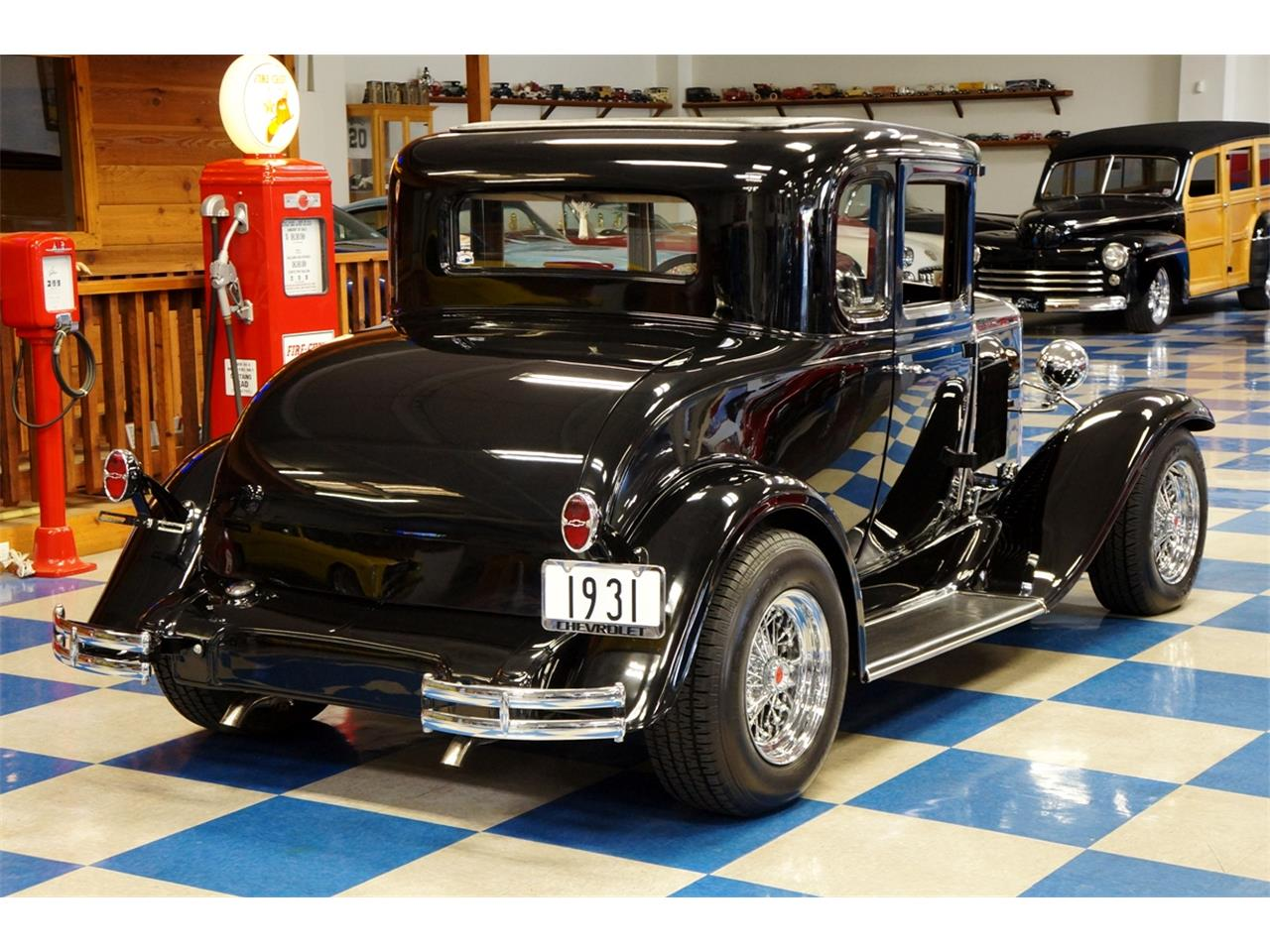 Large Picture of Classic 1931 Coupe located in New Braunfels Texas Offered by A&E Classic Cars - KQDD