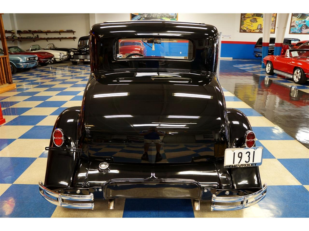 Large Picture of '31 Chevrolet Coupe located in New Braunfels Texas - $42,900.00 Offered by A&E Classic Cars - KQDD