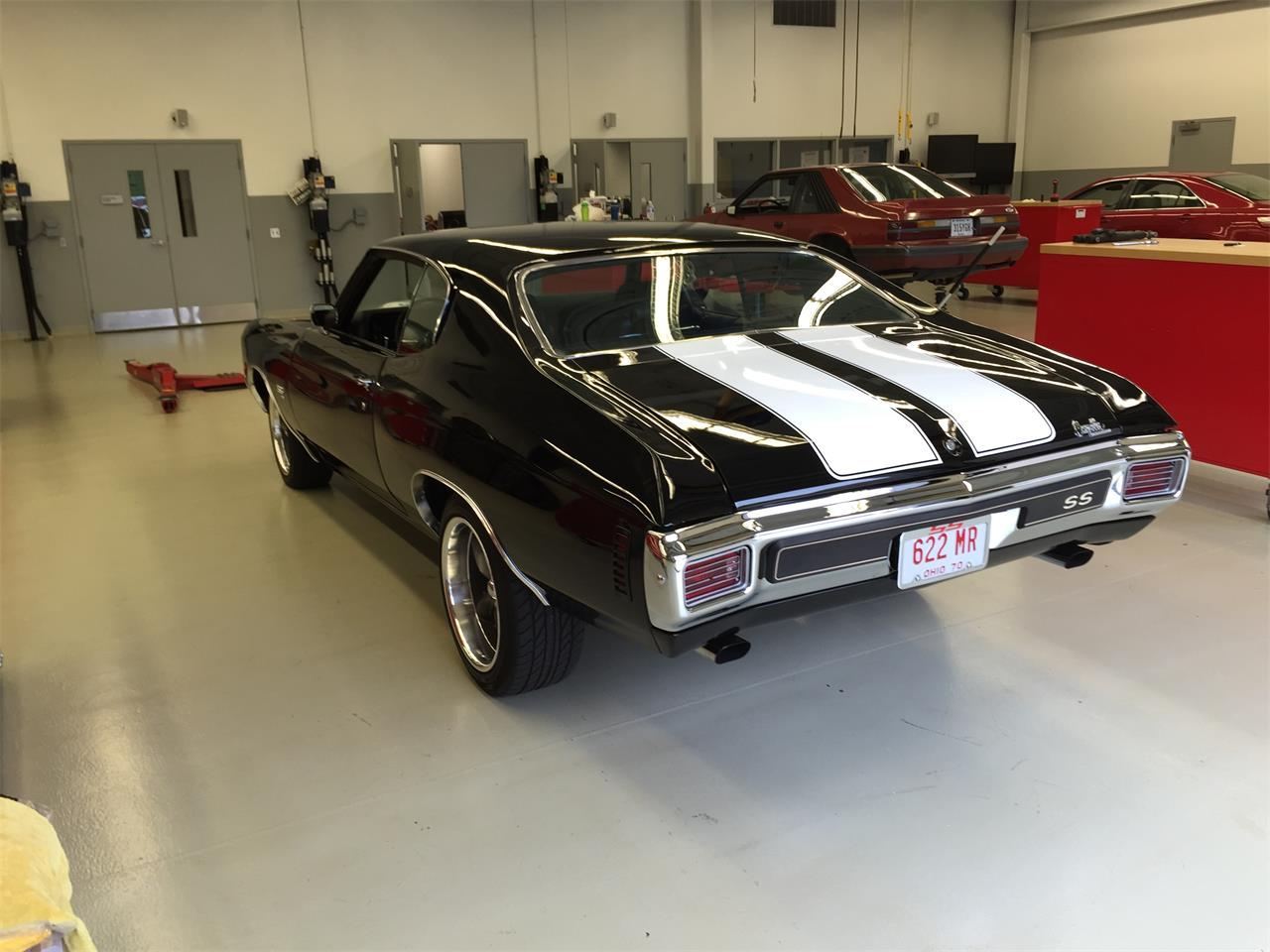 Large Picture of 1970 Chevelle SS - KQDK
