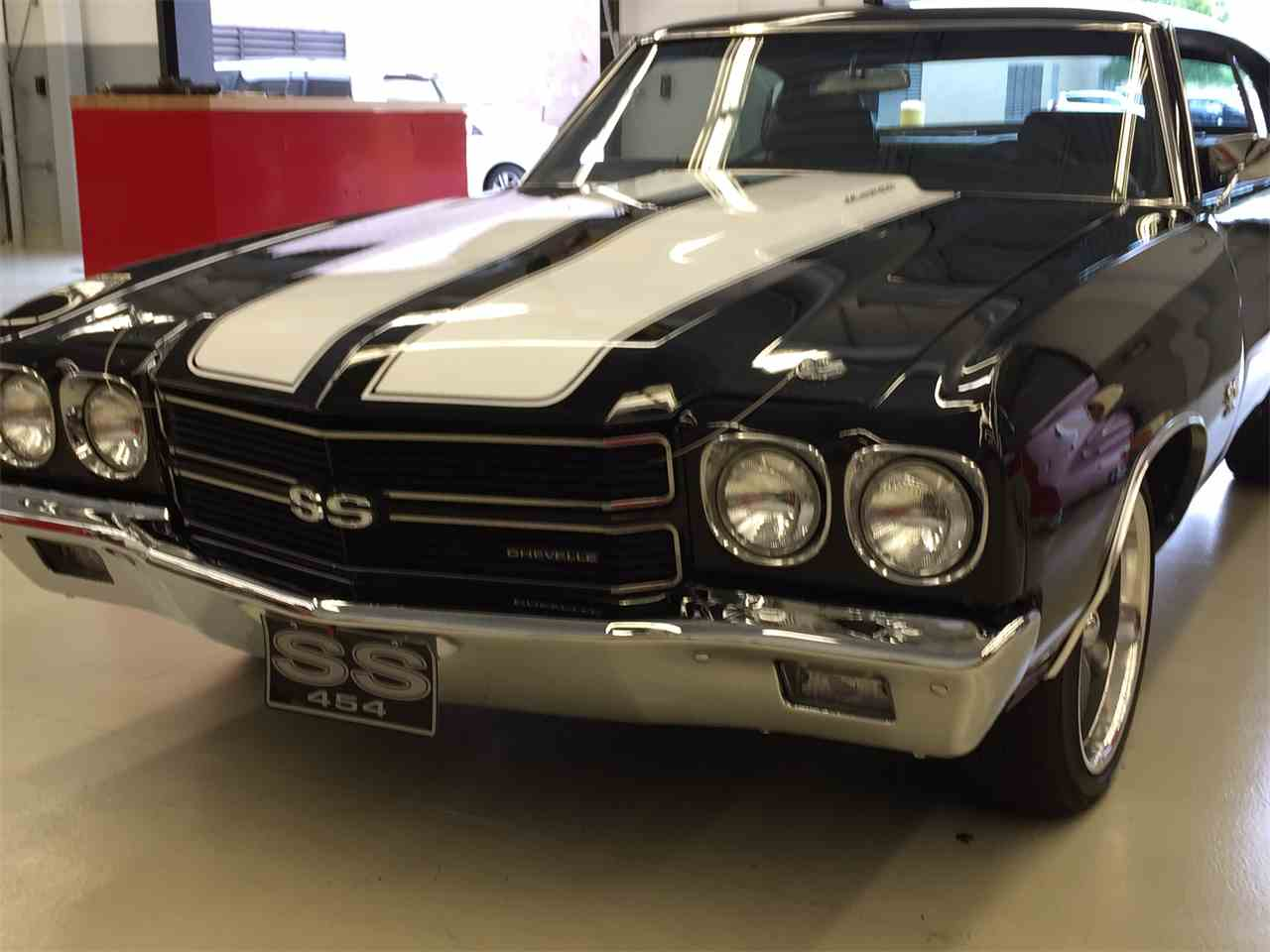 Chevelle Ss >> 1970 Chevrolet Chevelle Ss For Sale Classiccars Com Cc 967304