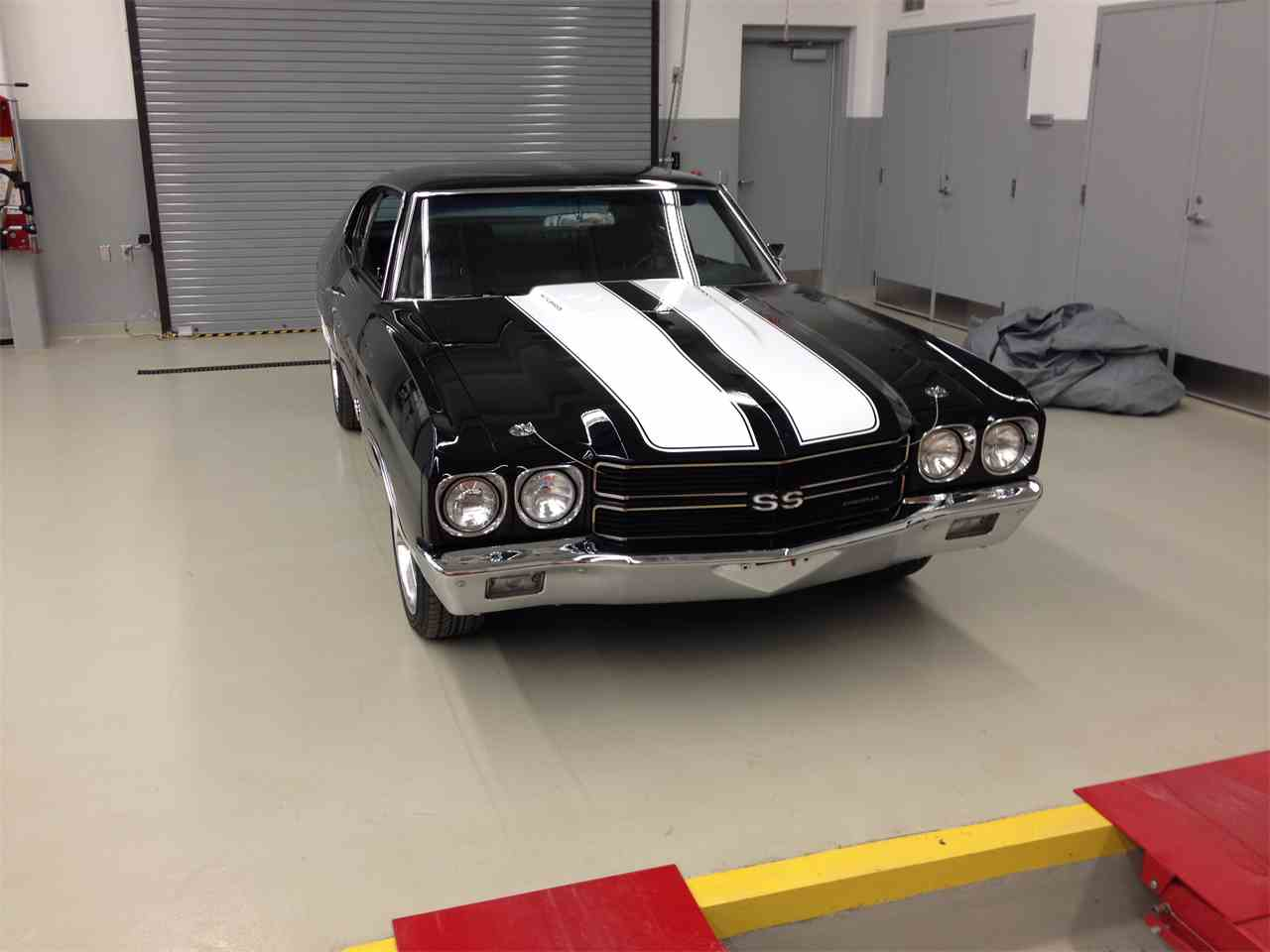 Large Picture of '70 Chevelle SS - KQDK