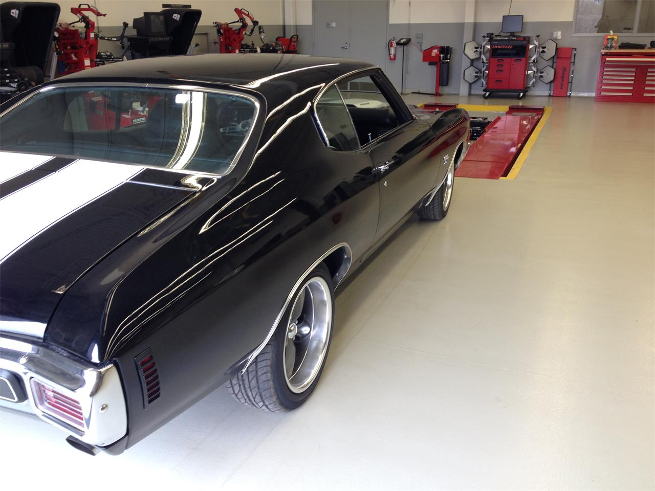 Large Picture of '70 Chevrolet Chevelle SS located in Ohio - $45,900.00 - KQDK