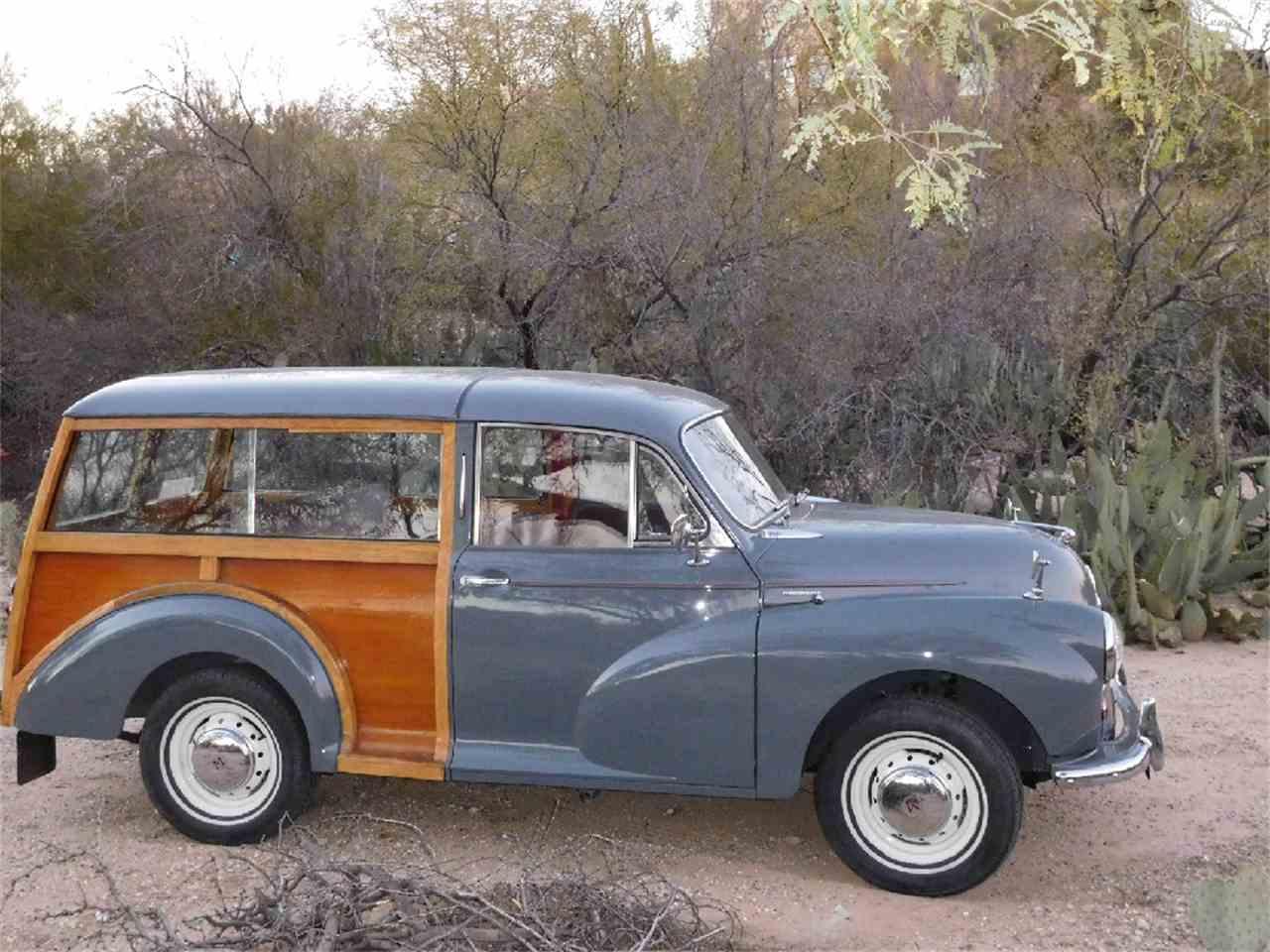 1959 Morris Minor Wiring Diagram Classiccarscom Design