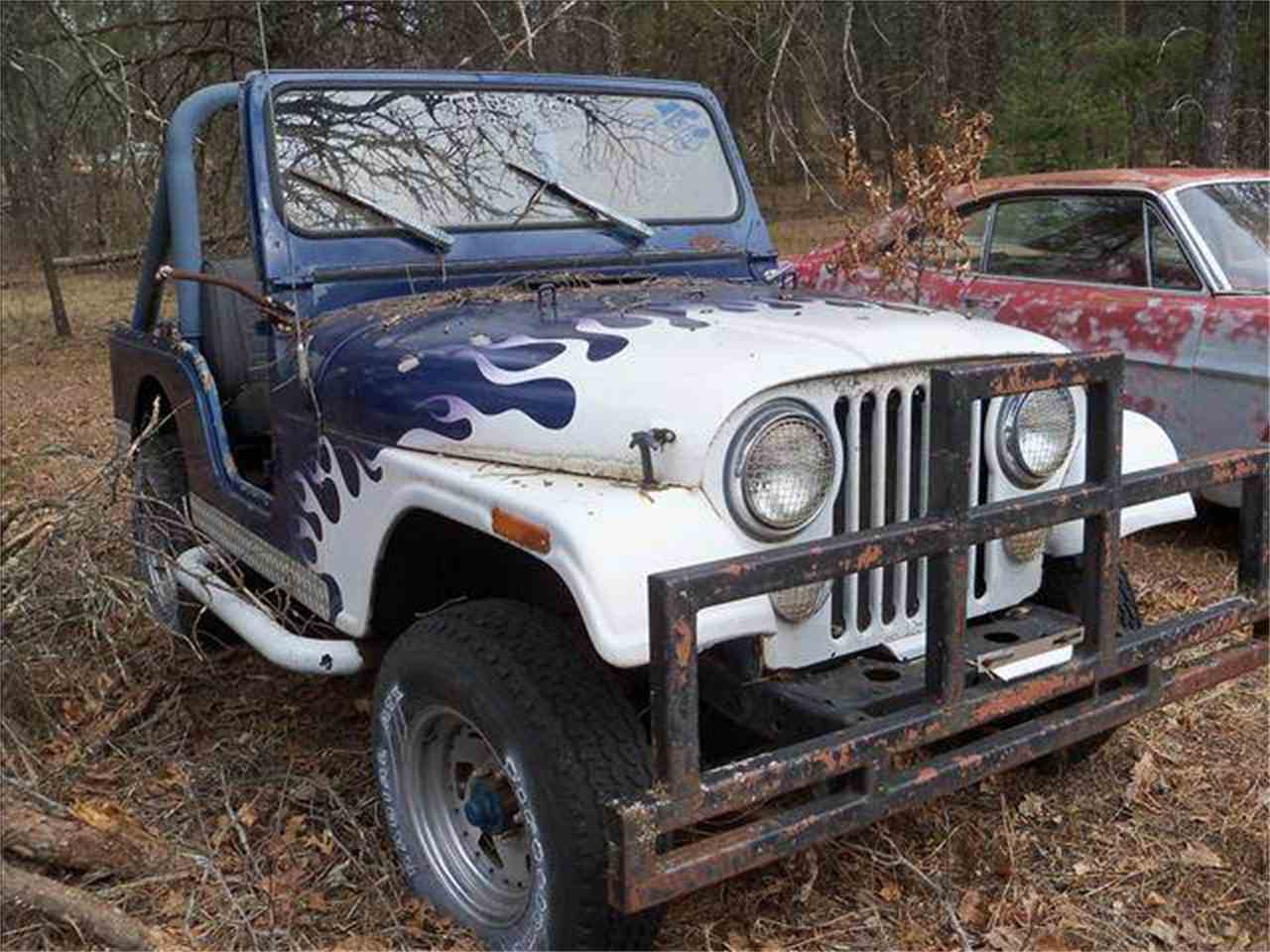 Large Picture of '80 Wrangler - KQE4
