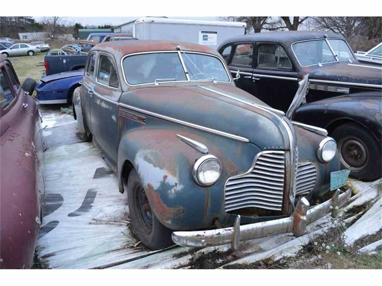 Large Picture of Classic '41 Buick 40 located in Saint Croix Falls Wisconsin - KQE6