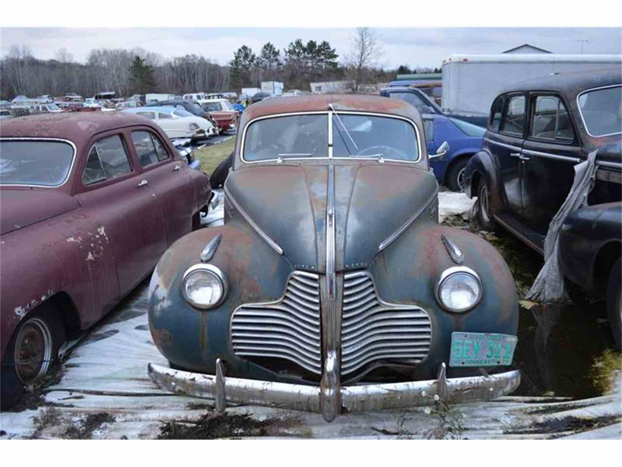 Large Picture of Classic '41 Buick 40 located in Wisconsin - $3,500.00 - KQE6