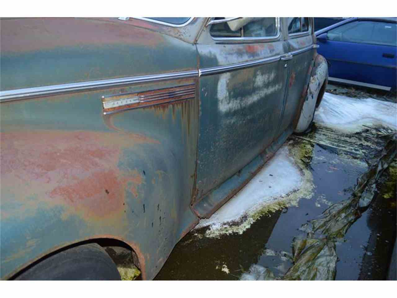 Large Picture of Classic 1941 Buick 40 located in Saint Croix Falls Wisconsin - $3,500.00 - KQE6