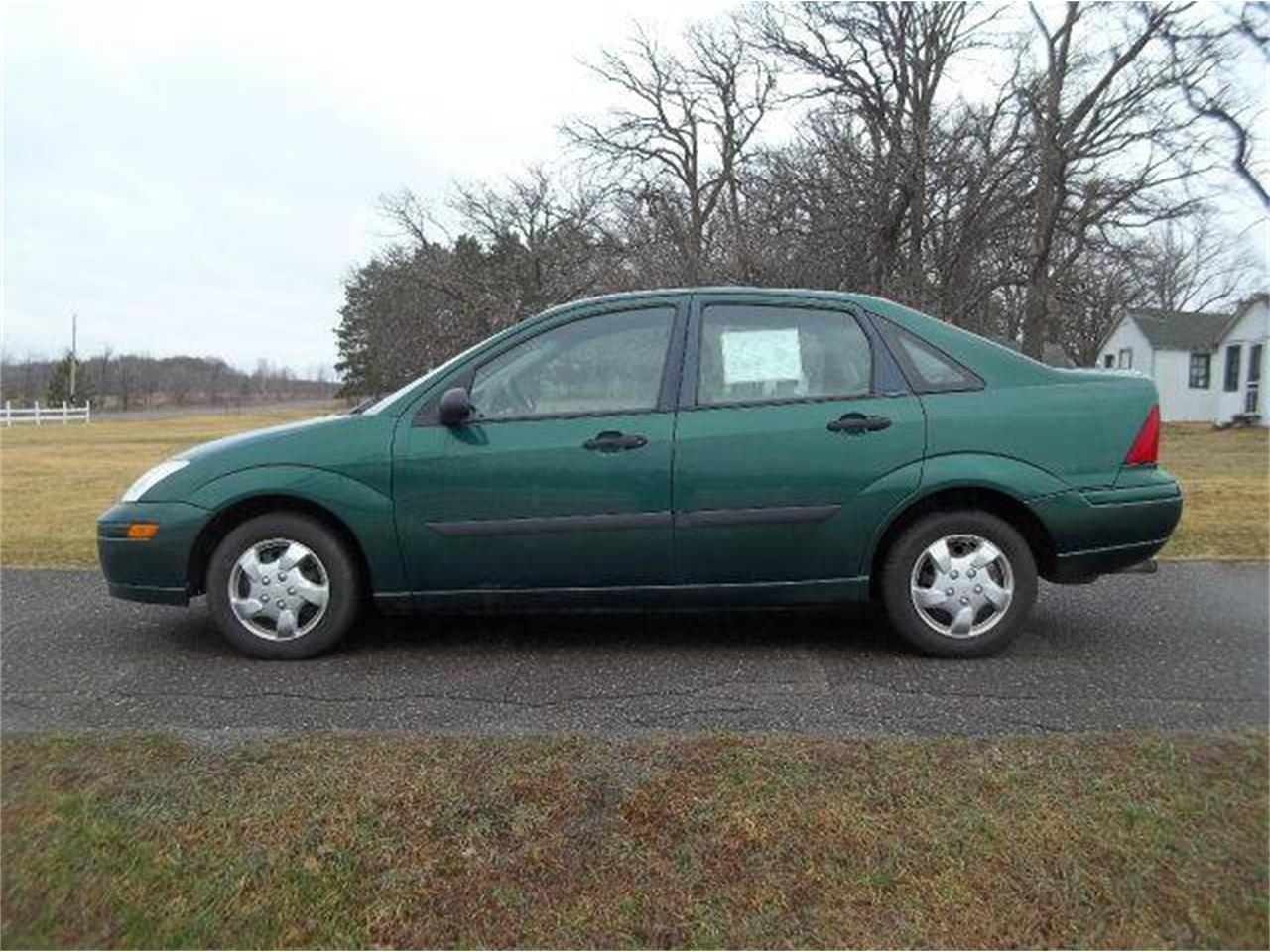Large Picture of '01 Focus - KQE8