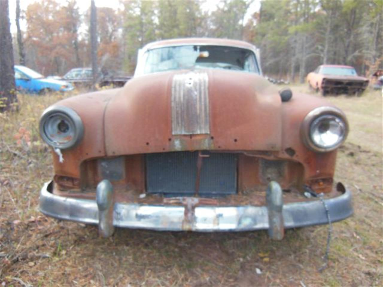 Large Picture of 1953 Pontiac Star Chief located in Saint Croix Falls Wisconsin - $4,500.00 Offered by Riverside Auto Sales - KQEK