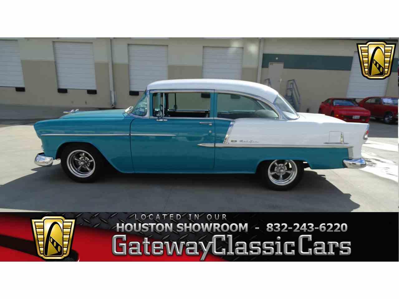 1955 Chevrolet Bel Air for Sale | ClassicCars.com | CC-967467