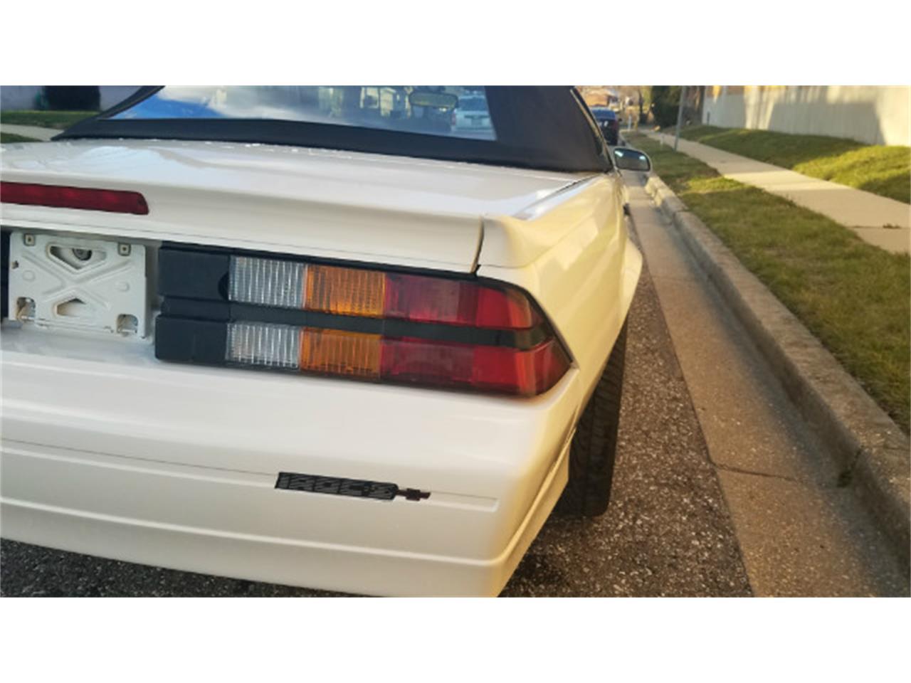 Large Picture of '89 Camaro - KKSR