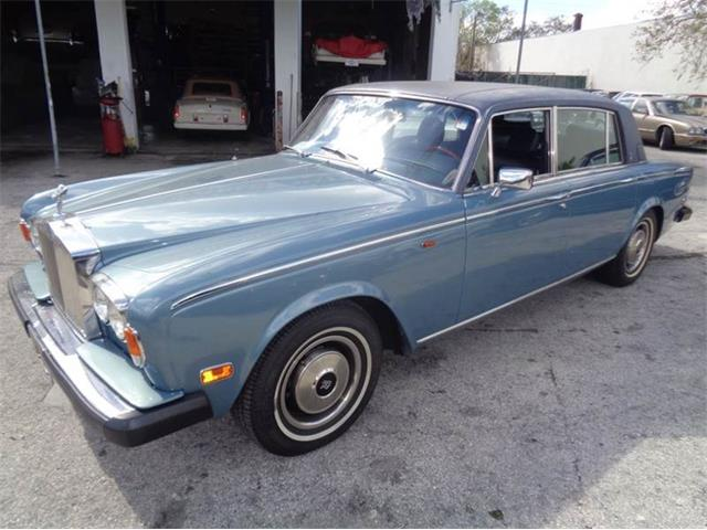 Picture of 1980 Rolls-Royce Silver Shadow located in Florida - $19,950.00 Offered by  - KQJR
