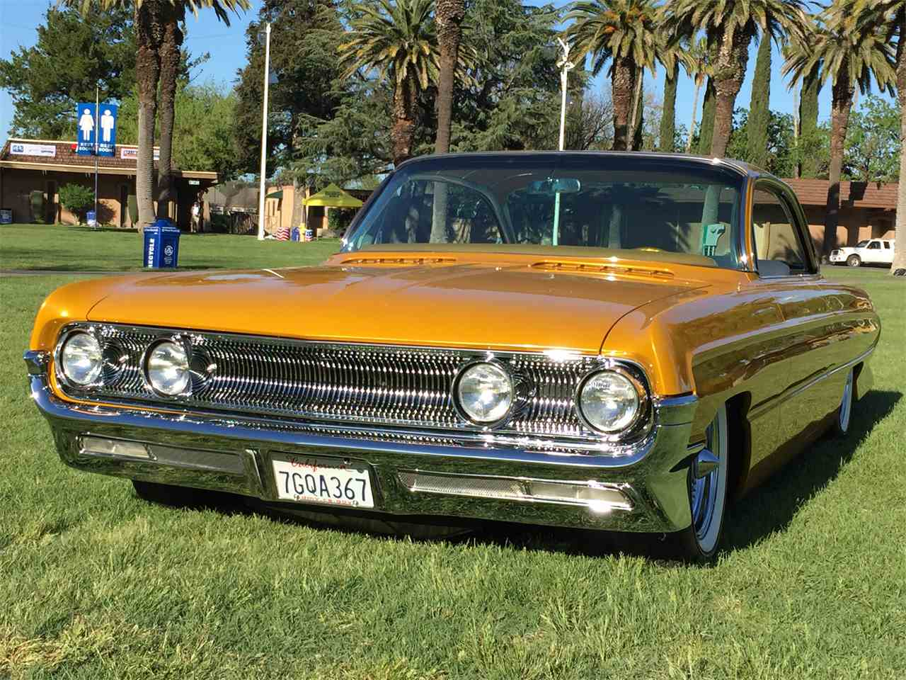 Large Picture of 1961 Oldsmobile Super 88 located in California - $46,900.00 Offered by a Private Seller - KQLR