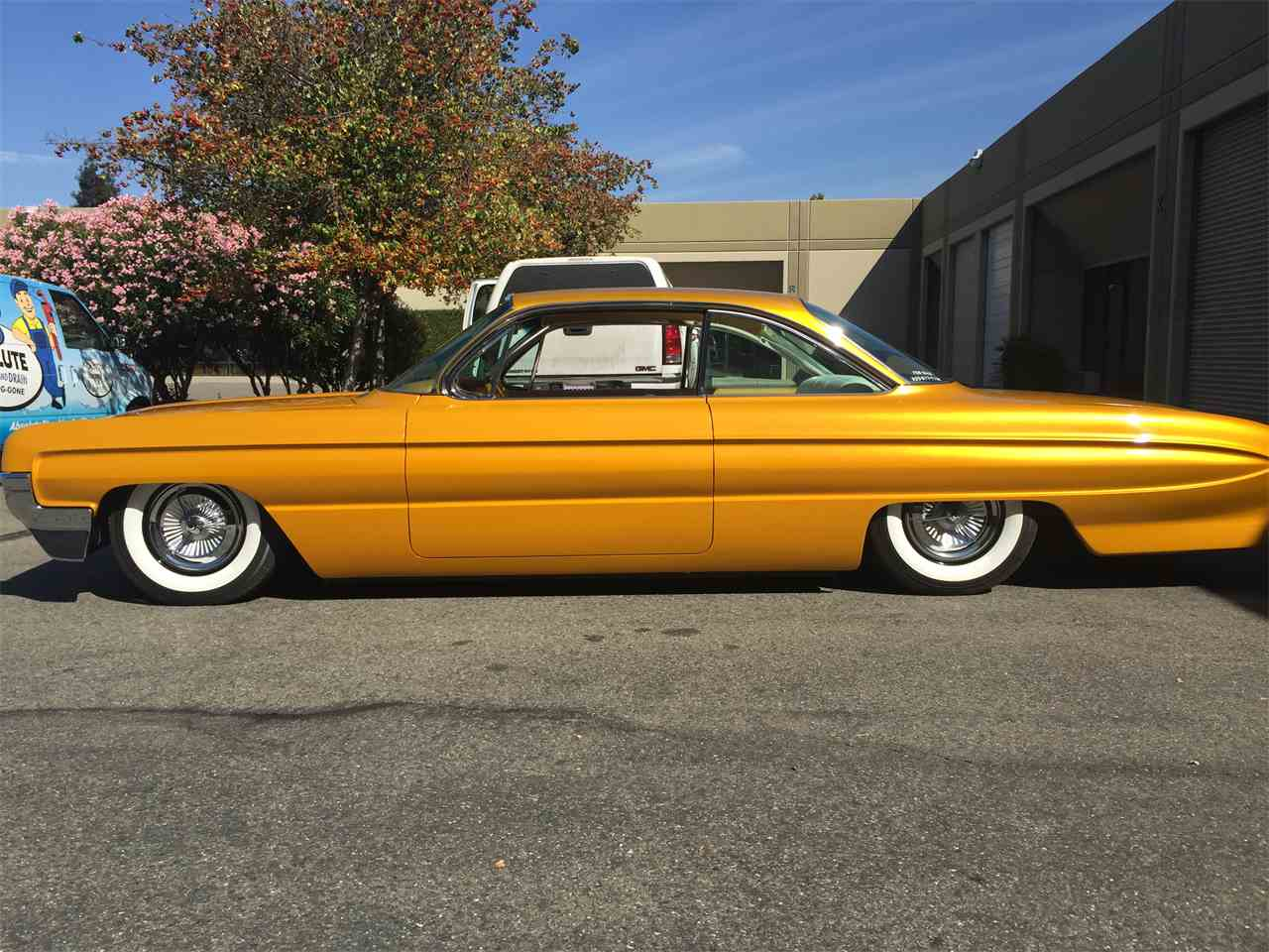 Large Picture of '61 Oldsmobile Super 88 - $46,900.00 Offered by a Private Seller - KQLR