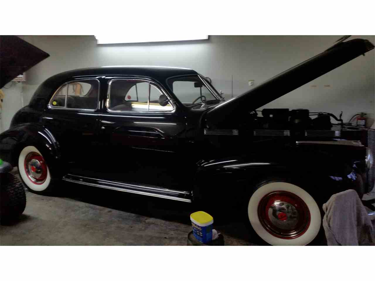 Large Picture of '40 LaSalle  - KQM0