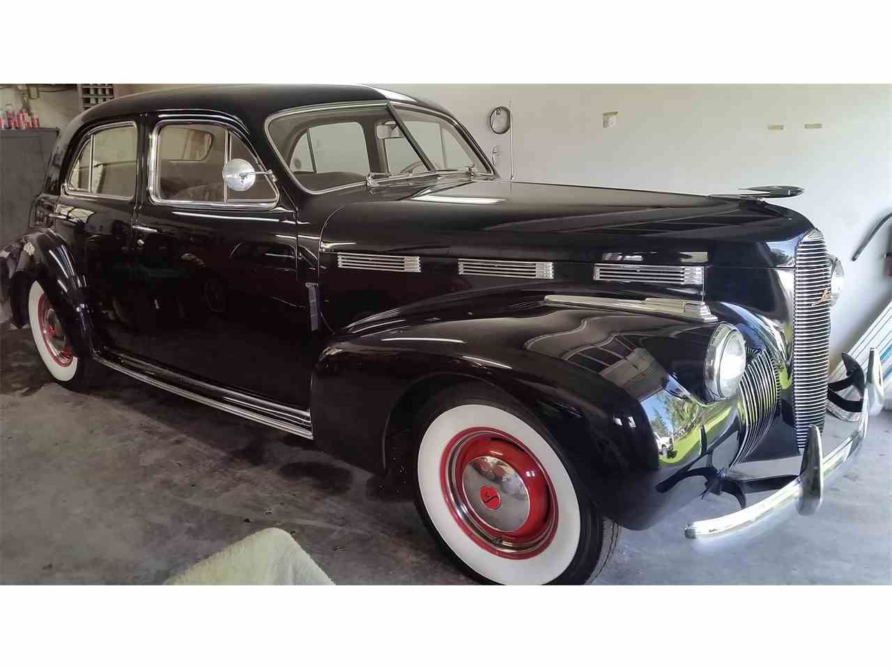 1940 Cadillac LaSalle for Sale | ClicCars.com | CC-967608
