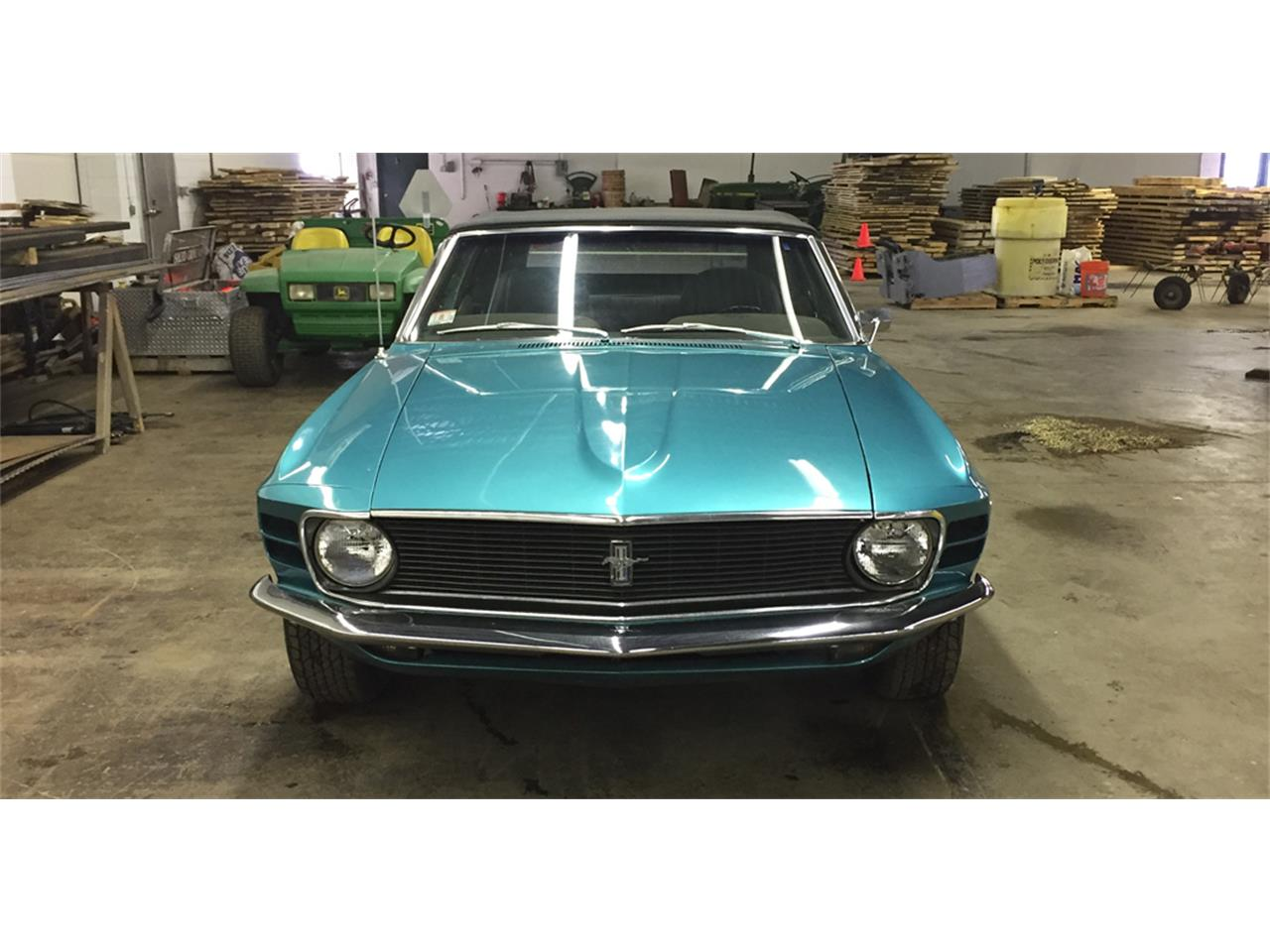 Large Picture of '70 Mustang - KQQ9