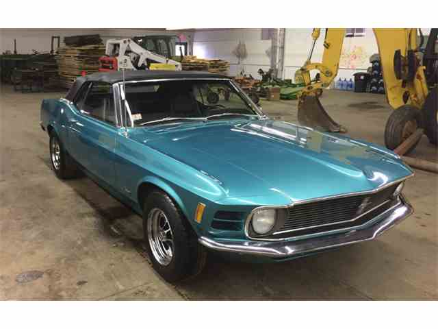 Picture of '70 Mustang Offered by a Private Seller - KQQ9