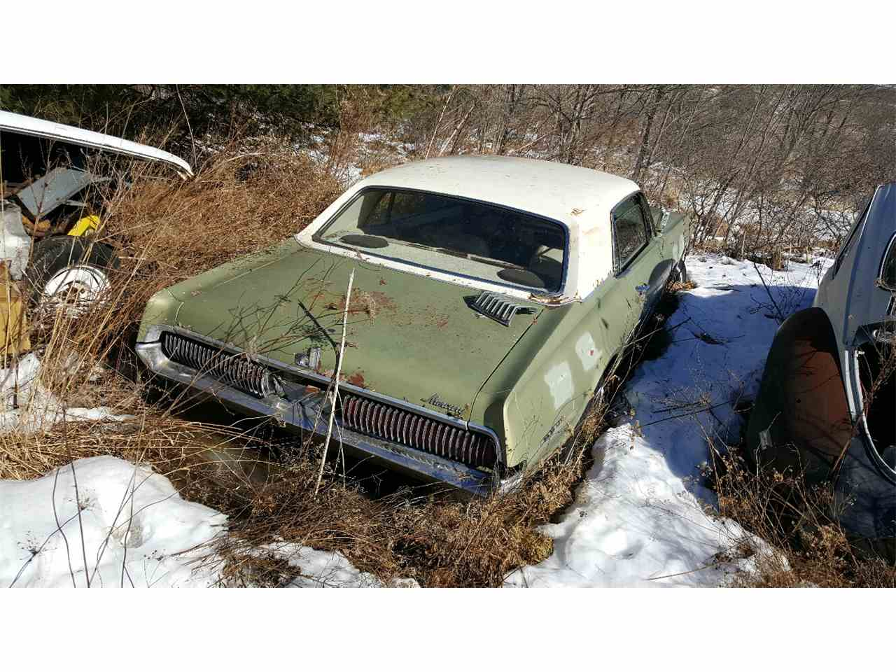 Large Picture of '67 Cougar - KQR2