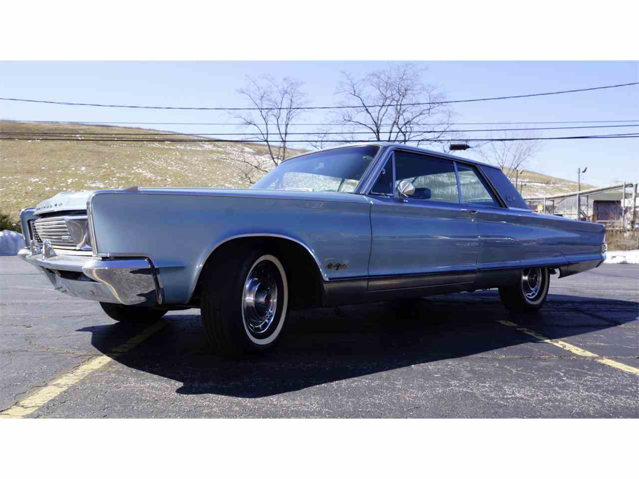 1966 Chrysler New Yorker for Sale | ClassicCars.com | CC-967798