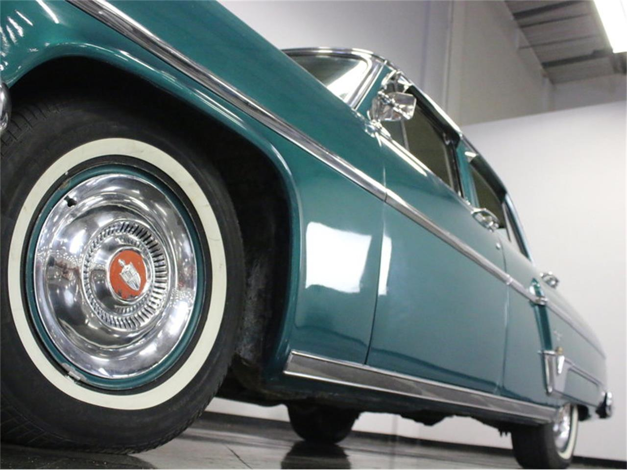 Large Picture of '54 Lincoln Capri - $13,995.00 Offered by Streetside Classics - Dallas / Fort Worth - KKSU