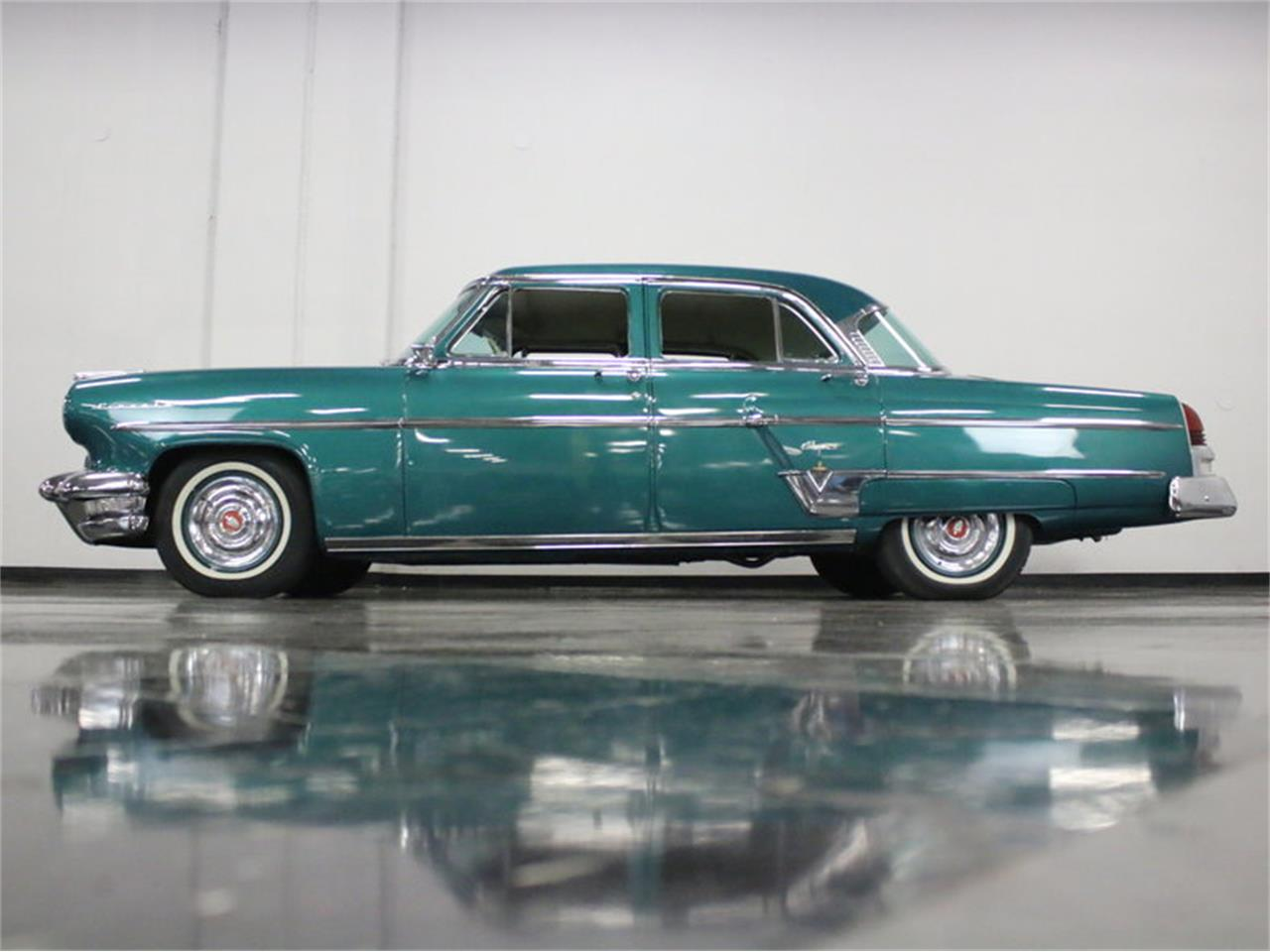 Large Picture of 1954 Lincoln Capri located in Texas - $13,995.00 Offered by Streetside Classics - Dallas / Fort Worth - KKSU