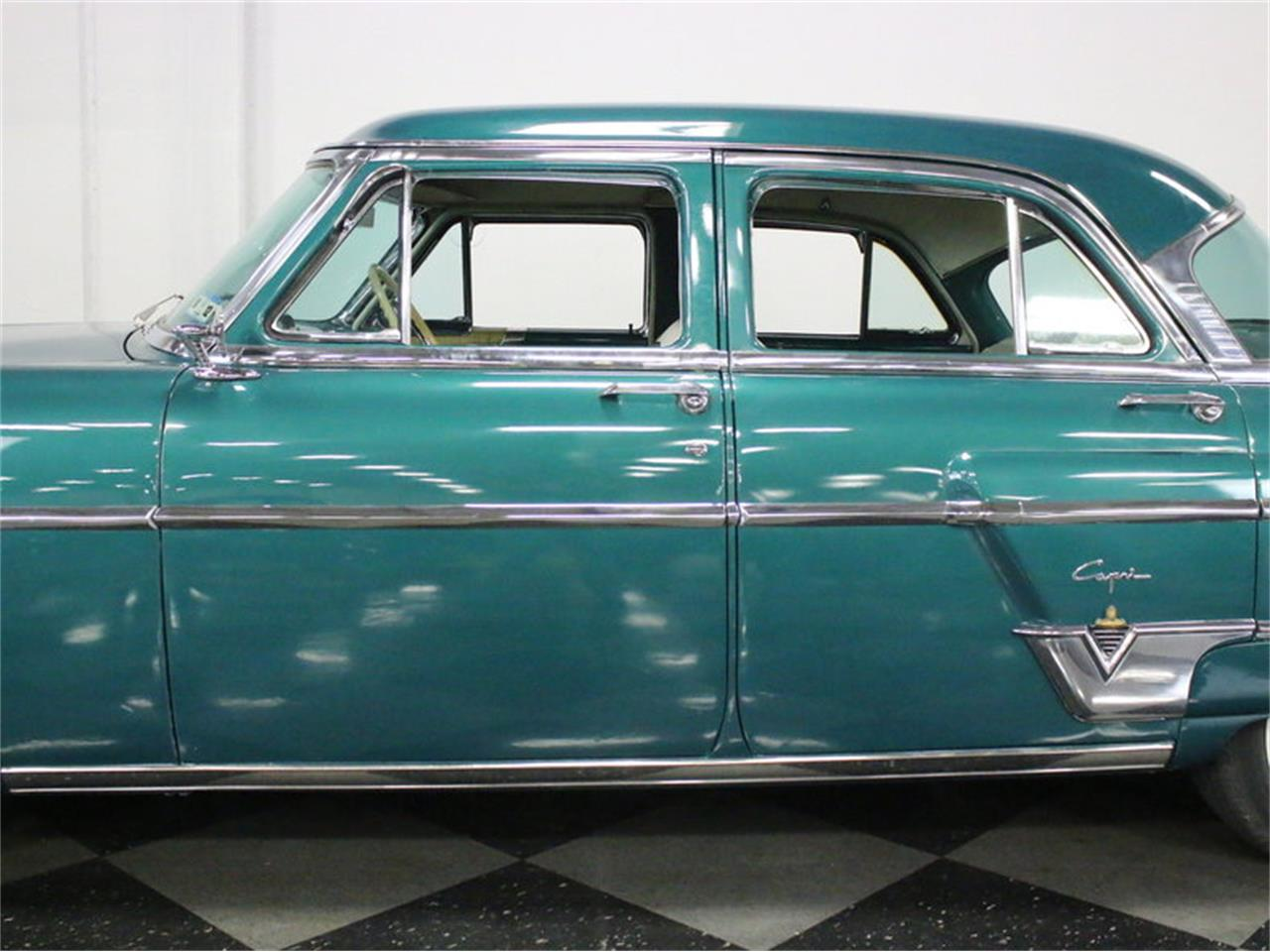 Large Picture of Classic 1954 Lincoln Capri - $13,995.00 Offered by Streetside Classics - Dallas / Fort Worth - KKSU