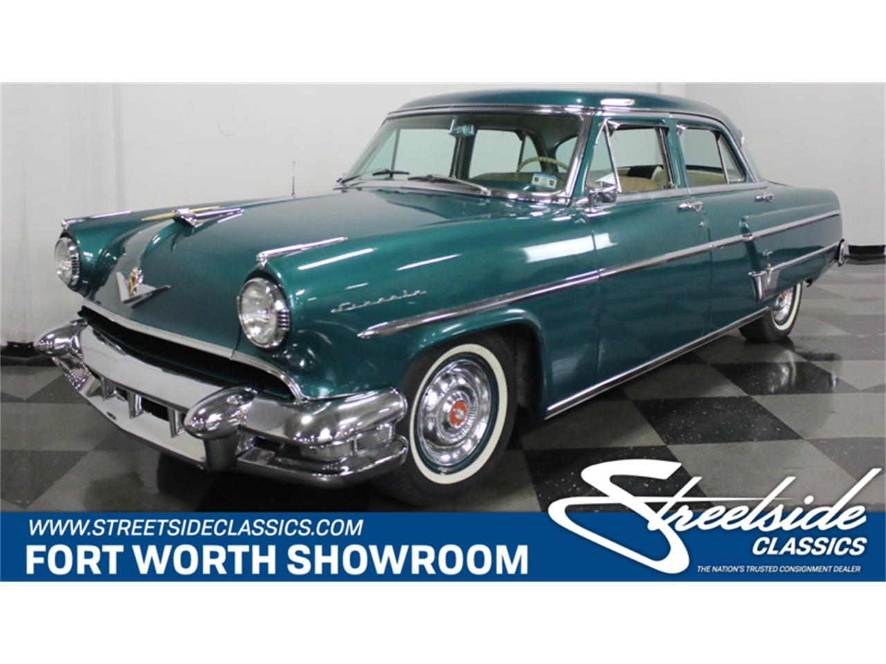 Large Picture of Classic 1954 Capri located in Ft Worth Texas Offered by Streetside Classics - Dallas / Fort Worth - KKSU