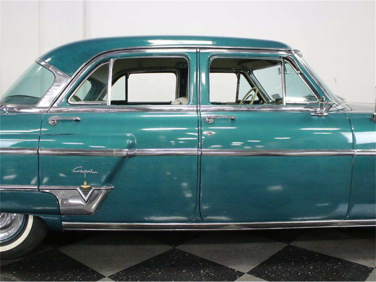 Large Picture of Classic '54 Capri located in Ft Worth Texas - $13,995.00 Offered by Streetside Classics - Dallas / Fort Worth - KKSU