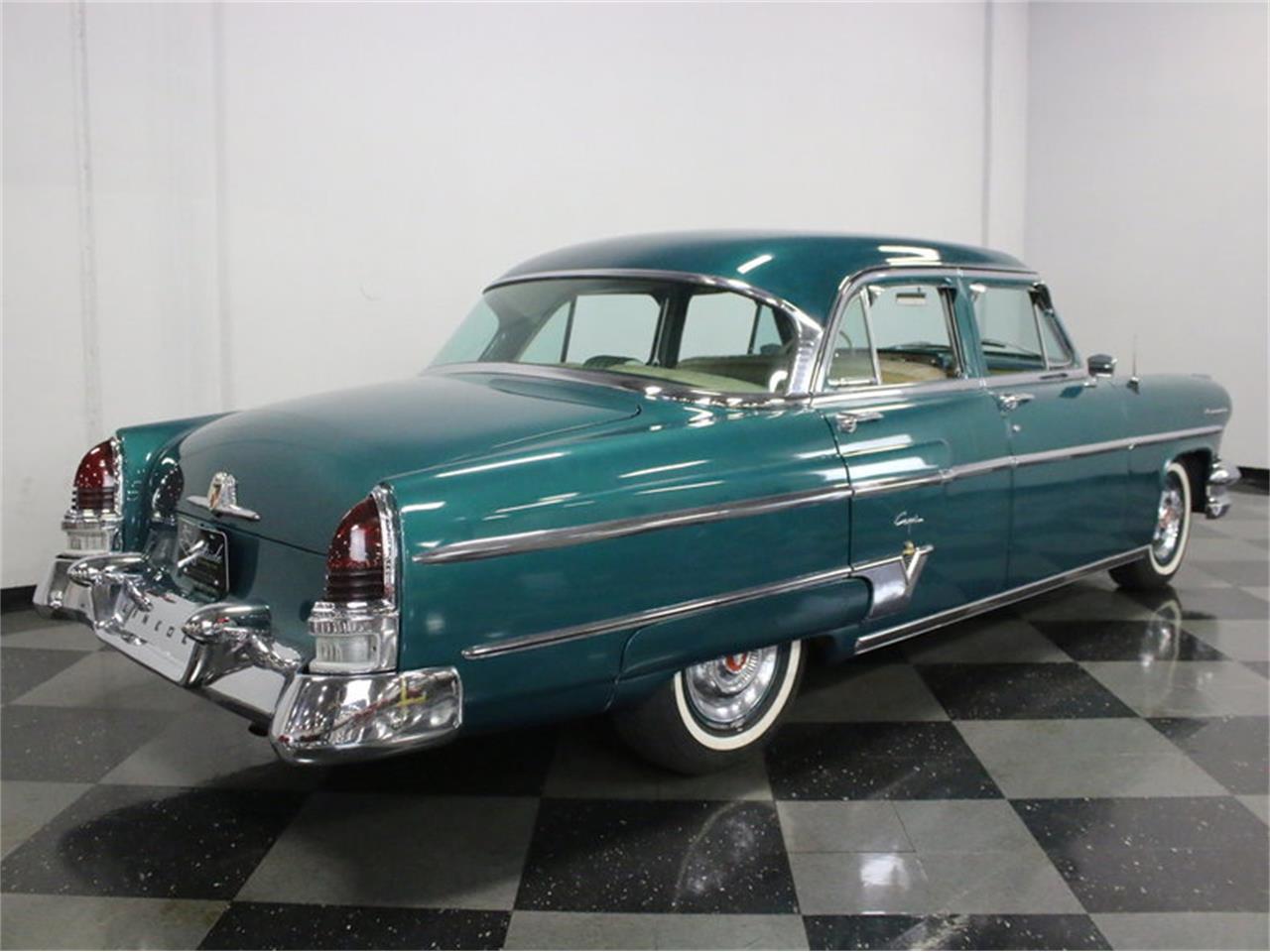 Large Picture of Classic '54 Lincoln Capri located in Texas - KKSU