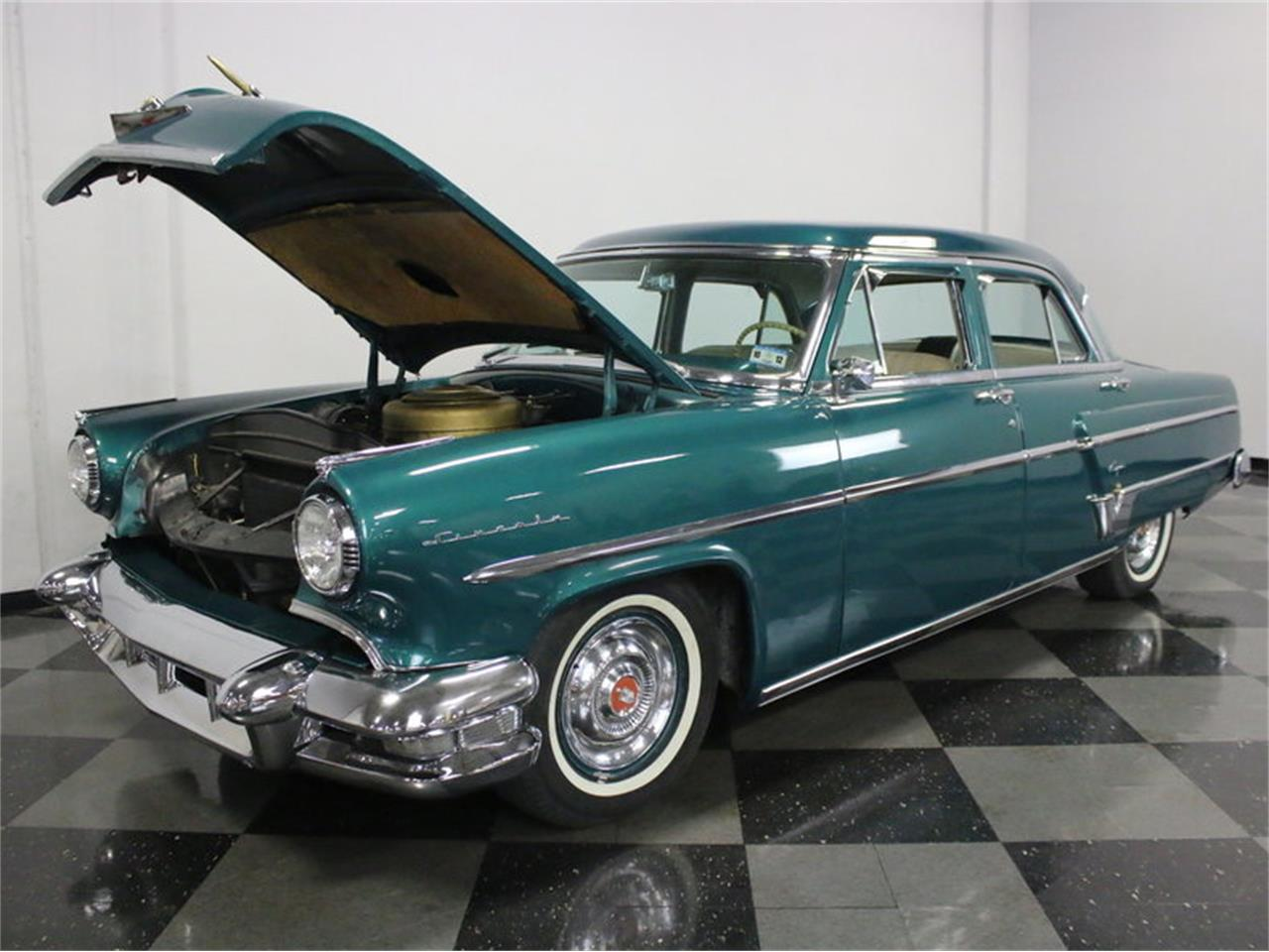 Large Picture of 1954 Lincoln Capri - $13,995.00 Offered by Streetside Classics - Dallas / Fort Worth - KKSU