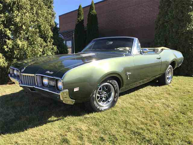 Picture of 1968 Cutlass Offered by Classic Auto Haus - KQRG