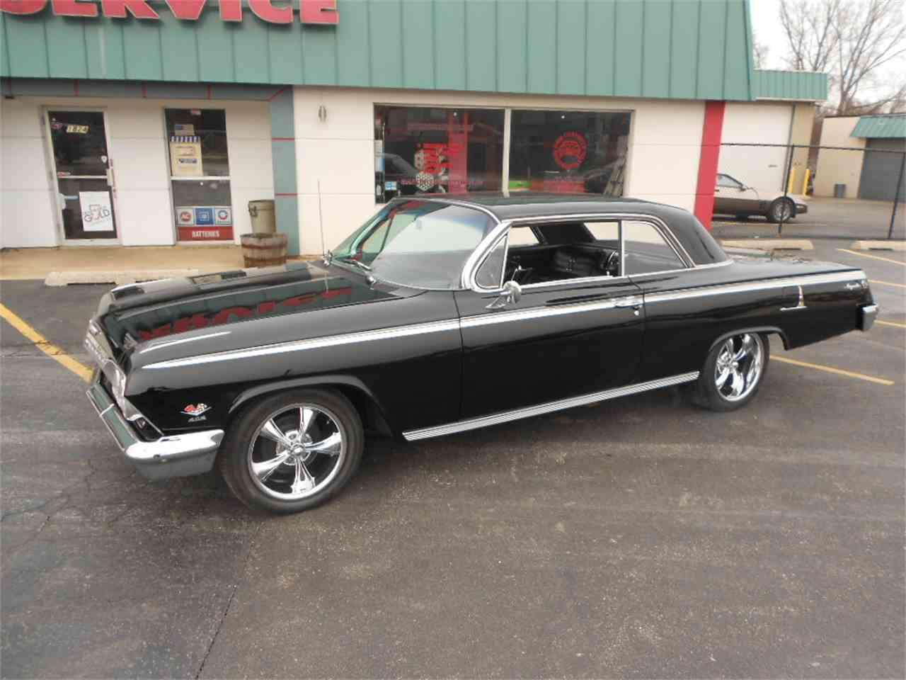 1962 Chevrolet Impala SS for Sale | ClicCars.com | CC-968089