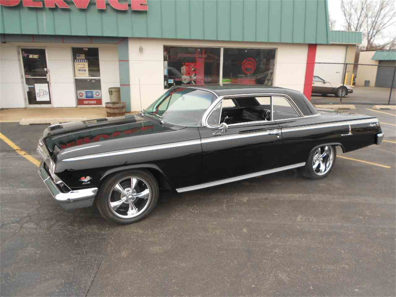 1962 chevrolet impala ss for sale cc 968089. Black Bedroom Furniture Sets. Home Design Ideas