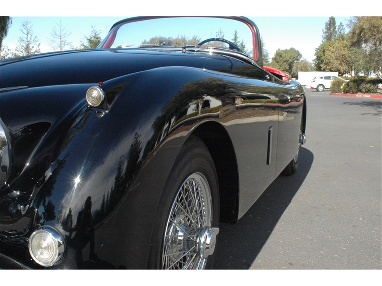 Large Picture of '58 Jaguar XK150 located in Campbell California Offered by a Private Seller - KR1G