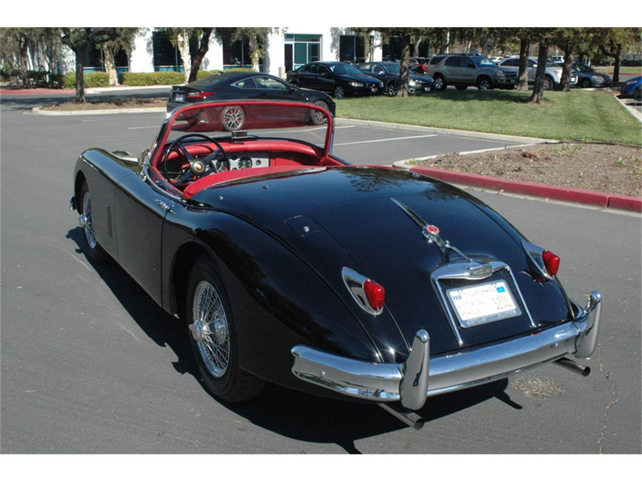 Large Picture of Classic 1958 Jaguar XK150 - $189,000.00 Offered by a Private Seller - KR1G