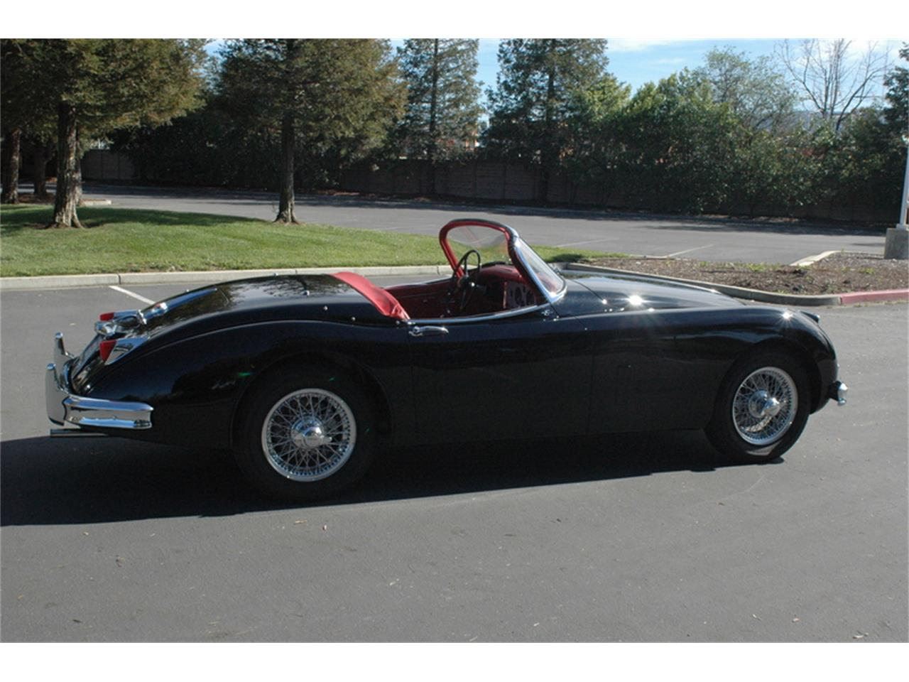 Large Picture of 1958 Jaguar XK150 - $189,000.00 Offered by a Private Seller - KR1G