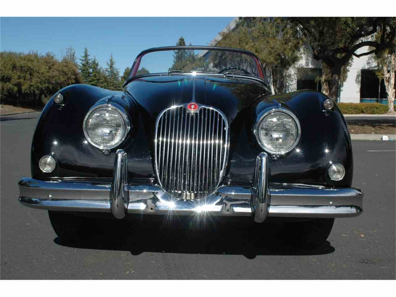 Large Picture of '58 XK150 - KR1G